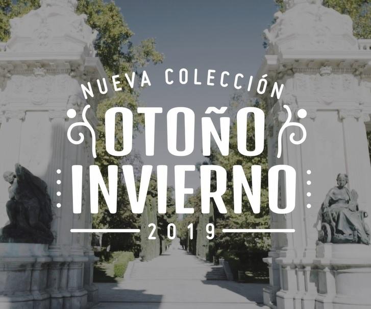 ¡VÍDEO DE LA NUEVA COLECCIÓN OTOÑO INVIERNO 2019 DE PISAMONAS!