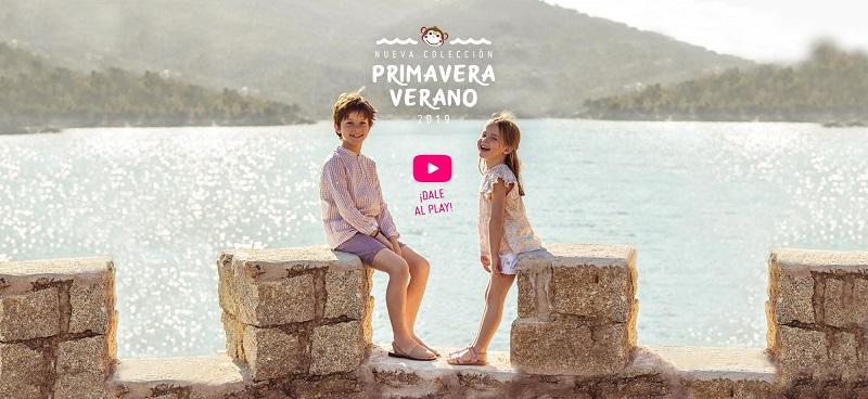 ¡YA ESTÁ AQUÍ EL VÍDEO DE LA NUEVA COLECCIÓN PRIMAVERA VERANO 2019 DE PISAMONAS!