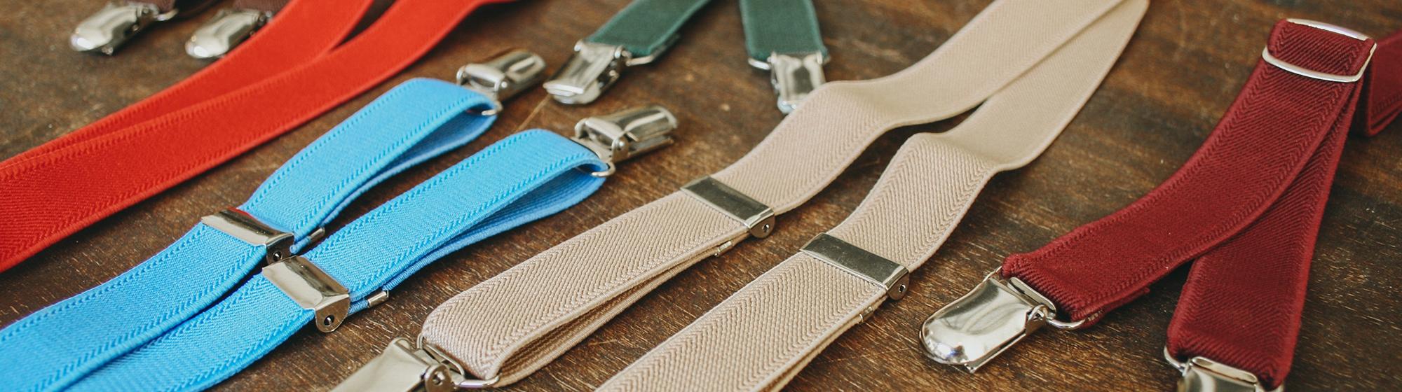 Cinturones y Tirantes