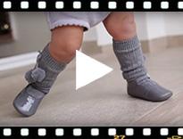 Video from Badanita Mercedita Bebé Charol Hebilla