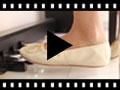 Video from Bailarinas niña y mujer en piel metalizada