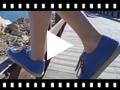 Video from Alpargatas con Cordones tipo Zapatillas