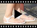 Video from Sandalia Goma Dedo Úrsula