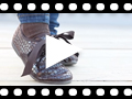 Video from Zapatos Blucher Mujer y Niña Coco