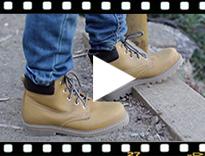 Video from Botas estilo Montaña Niños y Adultos