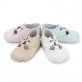Zapato Inglesito Bebé de Piel