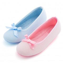 Zapatillas Casa Bailarina con Lazo