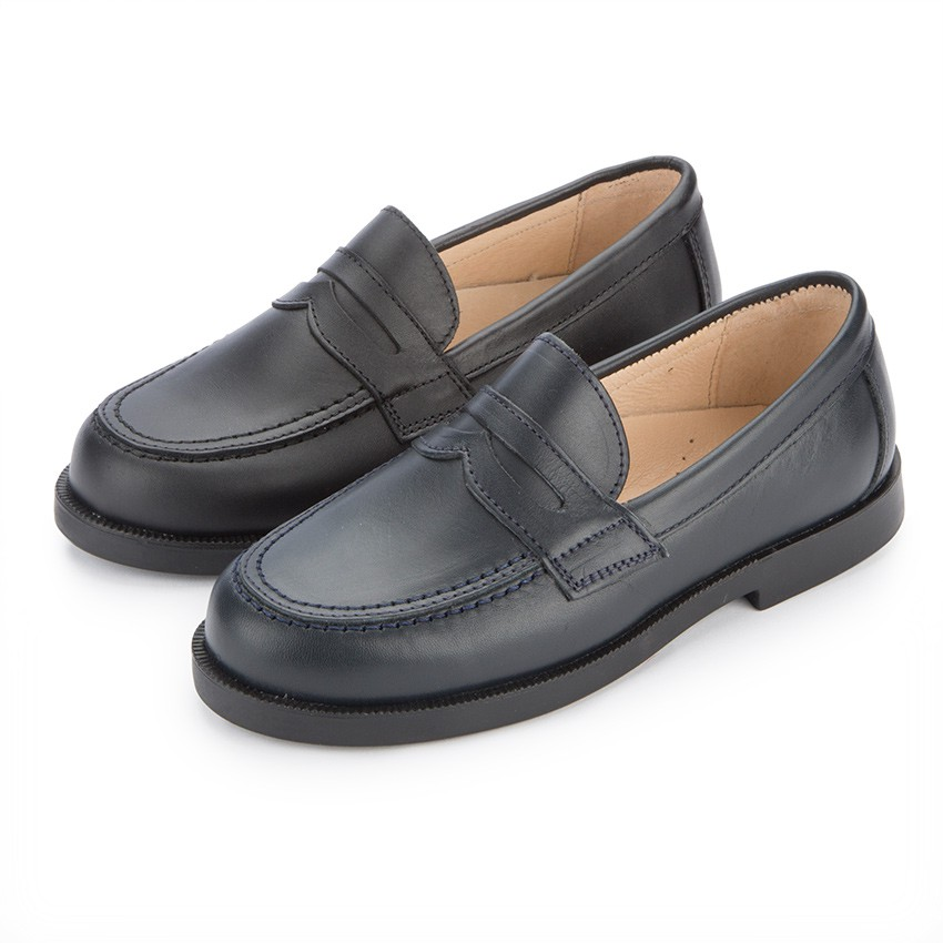 A moccasin is a shoe, made of deerskin or other soft leather, consisting of a sole (made with leather that has not been