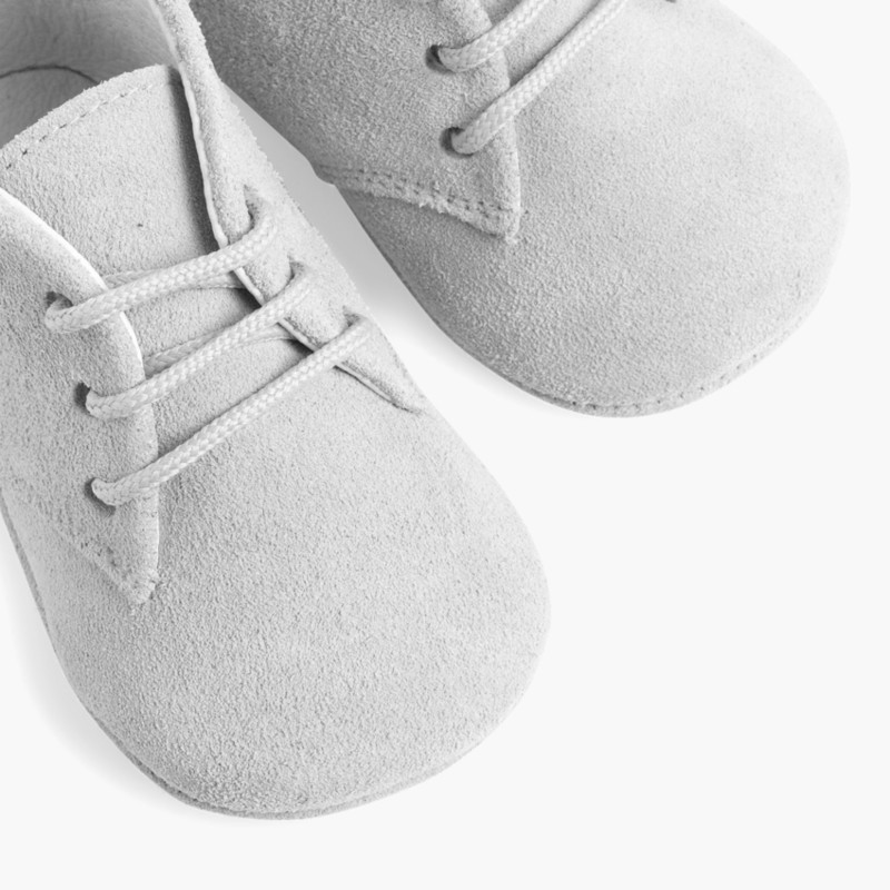 Pisacacas para Bebes Botas Safari Cordones