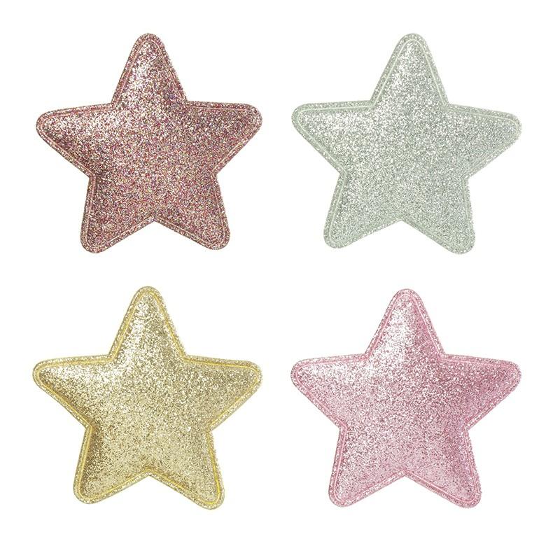 Pasador para el pelo Niña con Estrella Glitter