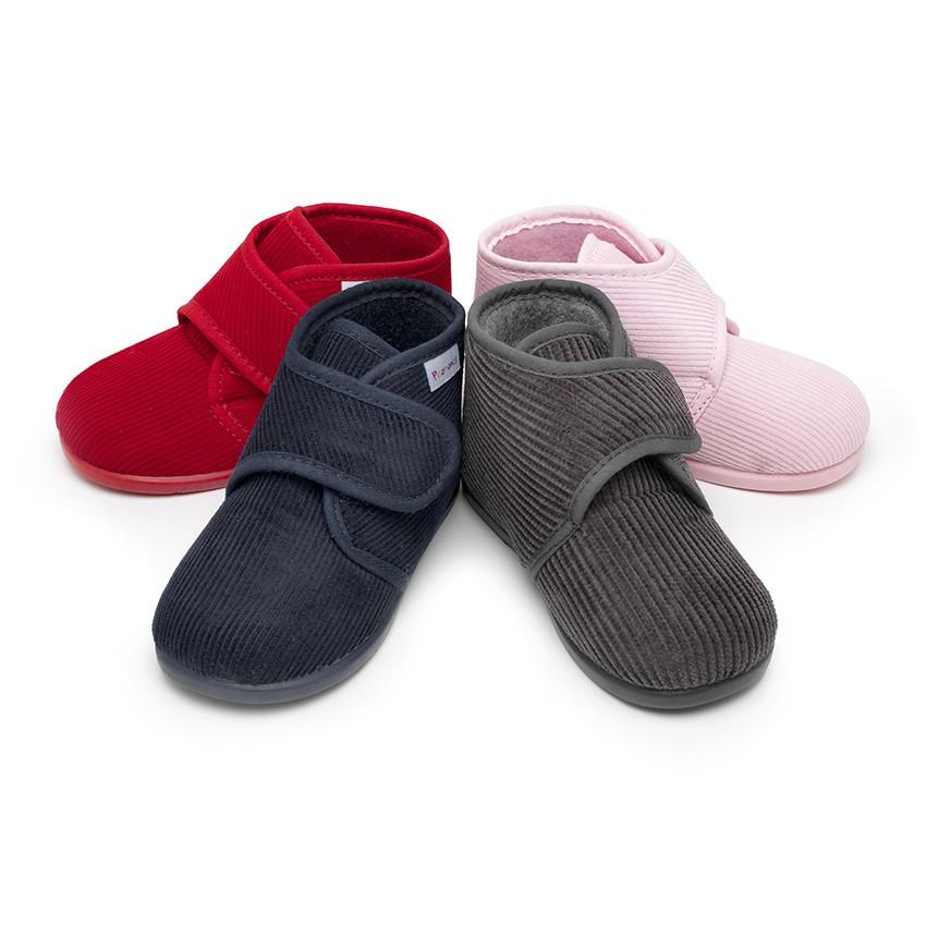 Zapatillas Casa Bota Pana