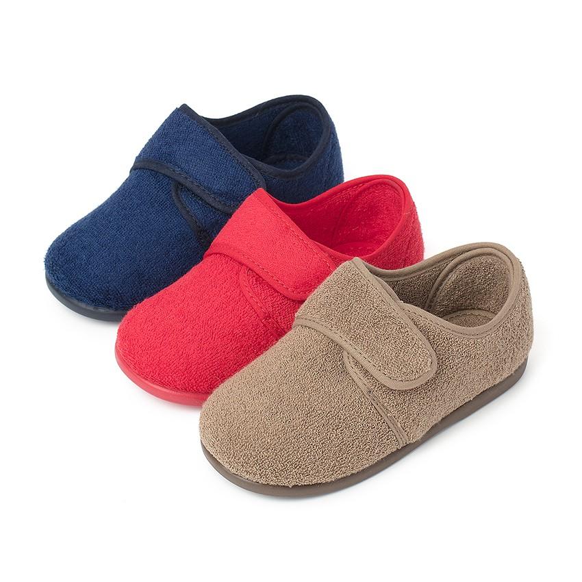 Zapatillas casa velcro calzado barato y de calidad for Casas zapatos ninos