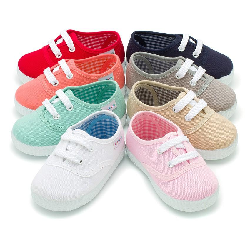 Zapatillas Niños de Cordones