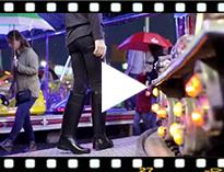 Video from Botas de Agua Hípica para Mujer modelo Carla