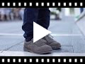 Video from Zapatos Blucher Niños Flecos