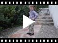 Video from Mocasines Niño Piel Lazo