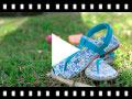Video from Sandalias de Dedo Lona Velcro para Niñas