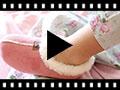 Video from Zapatillas Casa Bamara forro tipo Borrego