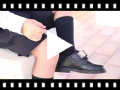 Video from Zapato Colegial Escolares Niño Velcro