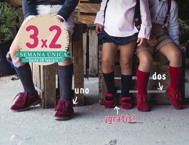 3x2 Zapatos y Complementos
