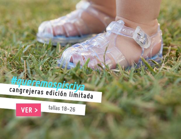 Cangrejeras Pisamonas Edición Limitada Primavera Verano 2017