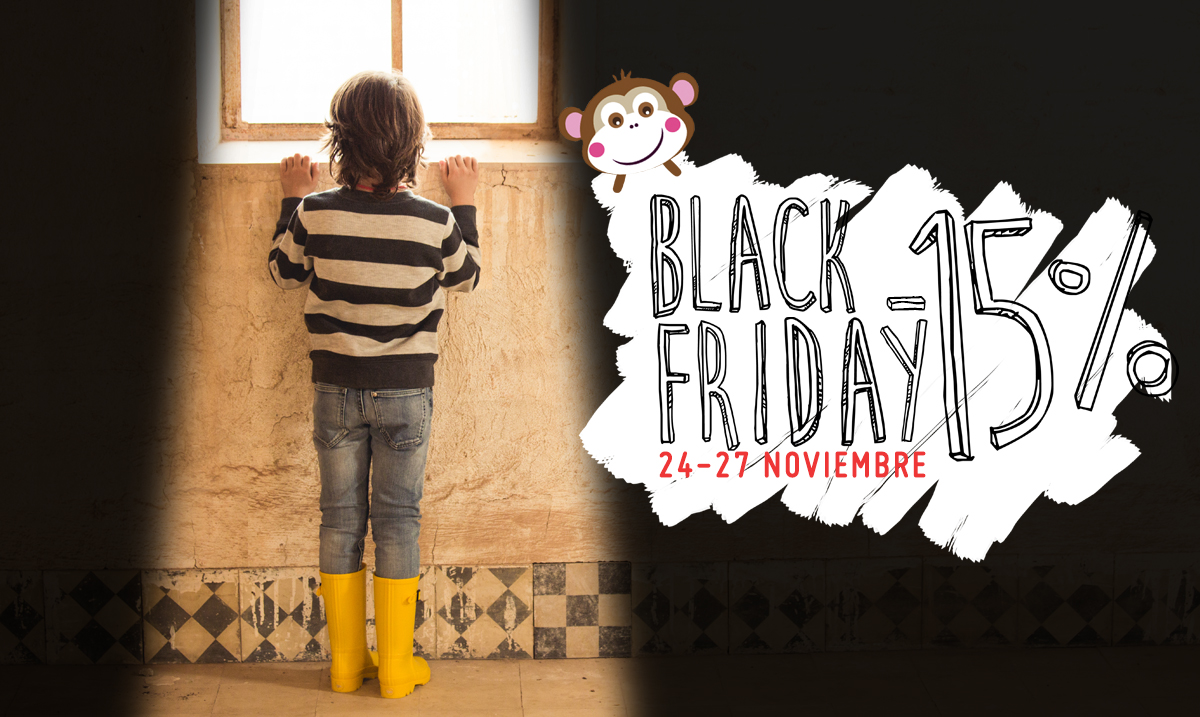 Black Friday Pisamonas