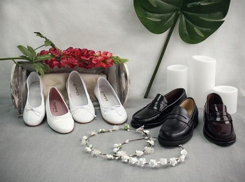 Consejos para limpiar zapatos de comunión