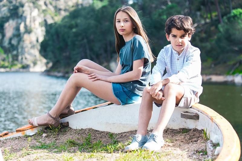 Sandalias Bio para Niñas y Bluchers para Niño