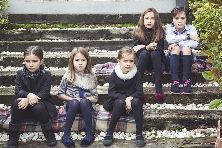 Looks Niños Coleccion Invierno 2014 Pisamonas
