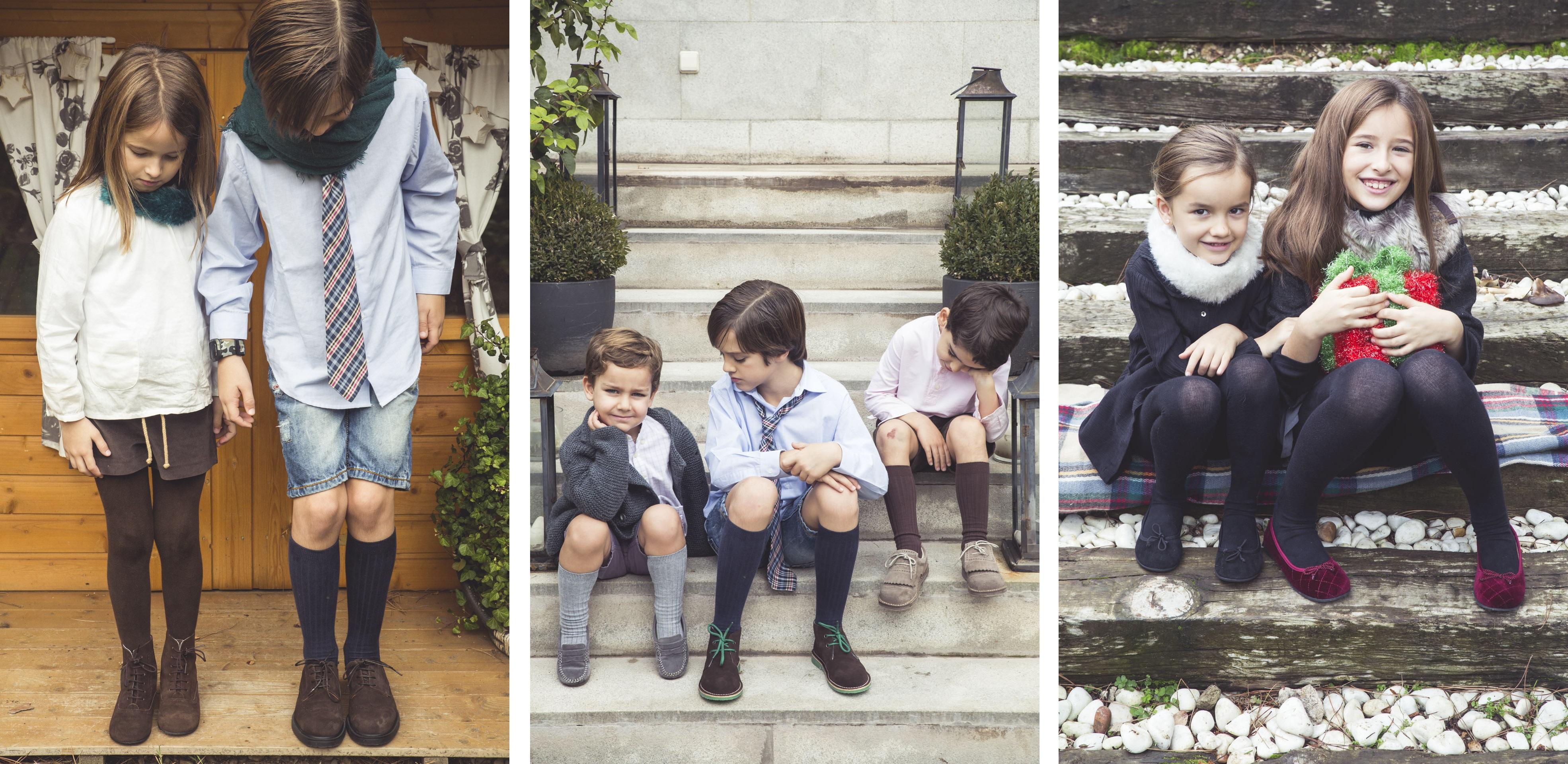 En Navidad tus niños con zapatos Pisamonas