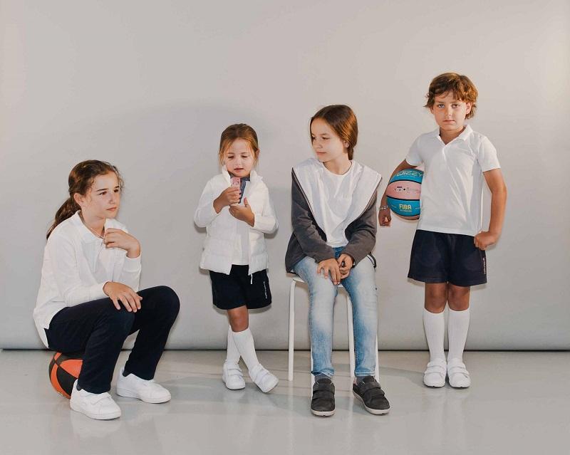 Pisamonas Calzado Infantil deporte
