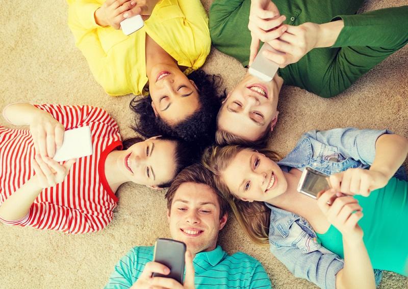 Redes Sociales para los más Pequeños