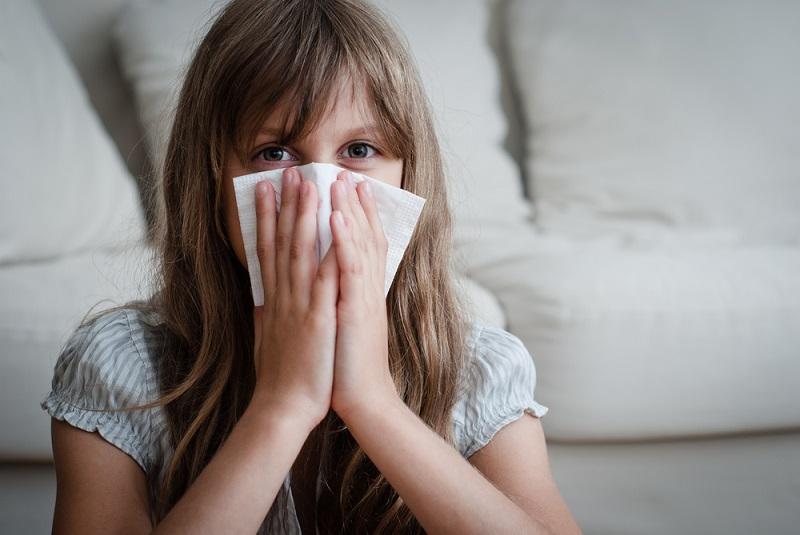 Consejos para prevenir resfriados en niños