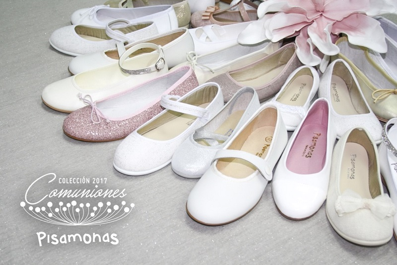 Zapatos de Ceremonia Niña 2017
