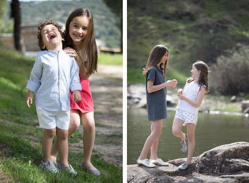 Calzado Infantil Primavera Verano 2017
