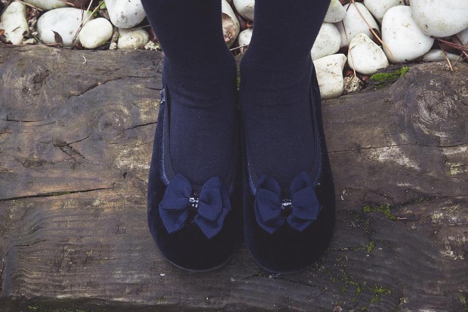 Zapatos de terciopelo siempre como nuevos