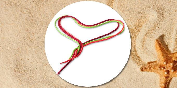Manualidades con cordones