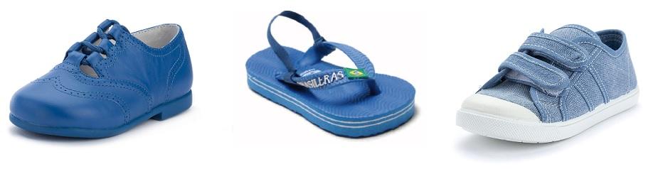 El azulón o azul royal color de moda para chicos este Verano!