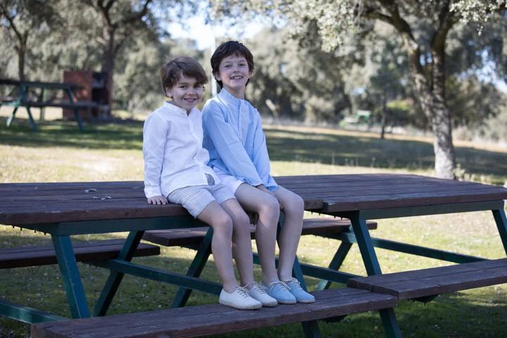 Pisamonas Calzado chicos