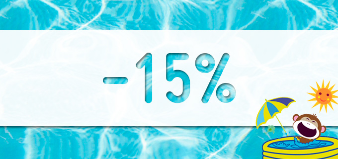 Rebajas -15% Pisamonas